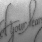 Let your fears go