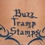 buzz tramp stamps