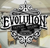 Тату салон evolution tattoo